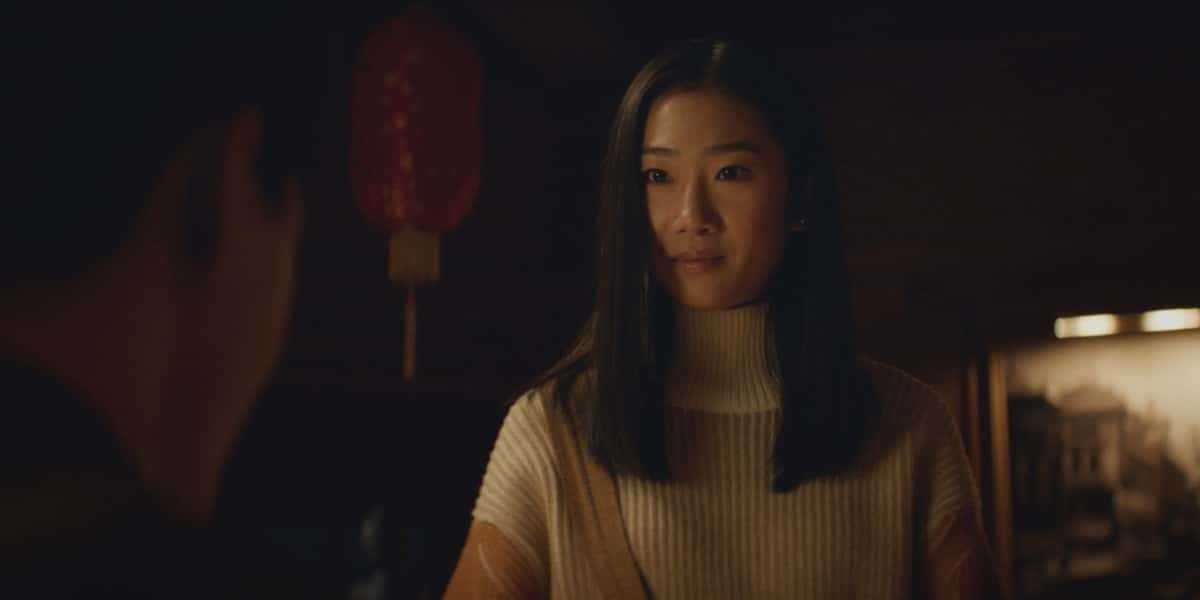 """Kung Fu Season 1 Episode 3 -- """"Patience"""" -- Image Number: KF103fg_0010r.jpg -- Pictured: Olivia Liang as Nicky -- Photo: The CW -- © 2021 The CW Network, LLC. All Rights Reserved"""