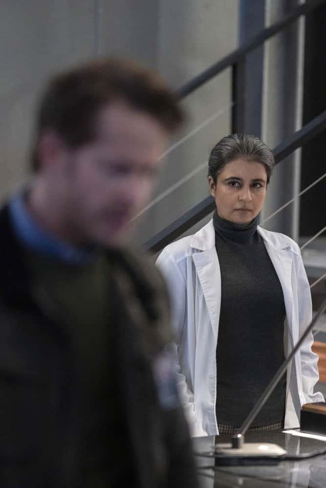 """MANIFEST Season 3 Episode 4 -- """"Tailspin"""" Episode 304 -- Pictured: Mahira Kakkar as Dr. Aria Gupta -- (Photo by: Peter Kramer/Warner Brothers)"""