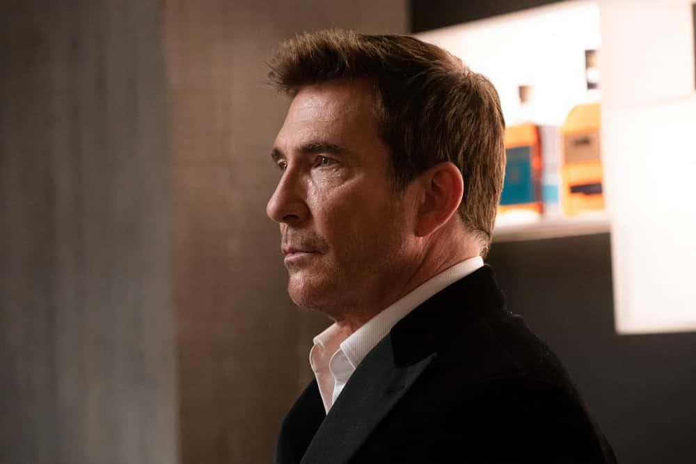 "LAW AND ORDER ORGANIZED CRIME Season 1 Episode 4 -- ""The Stuff That Dreams Are Made Of"" Episode 104 -- Pictured: Dylan McDermott as Richard Wheatley -- (Photo by: Virginia Sherwood/NBC)"