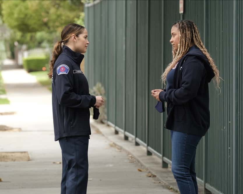 STATION 19 Season 4 Episode 12 Photos Get Up, Stand Up