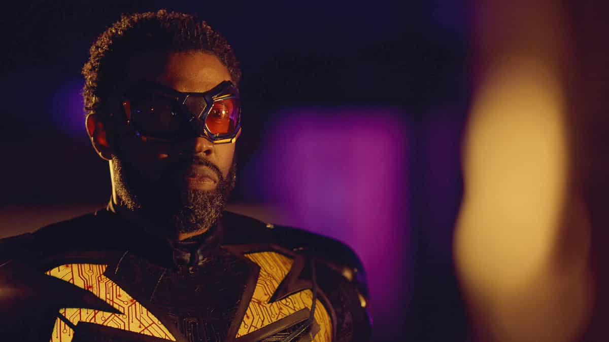 BLACK LIGHTNING Season 4 Episode 9 Photos The Book of Ruin Chapter Four Lyding