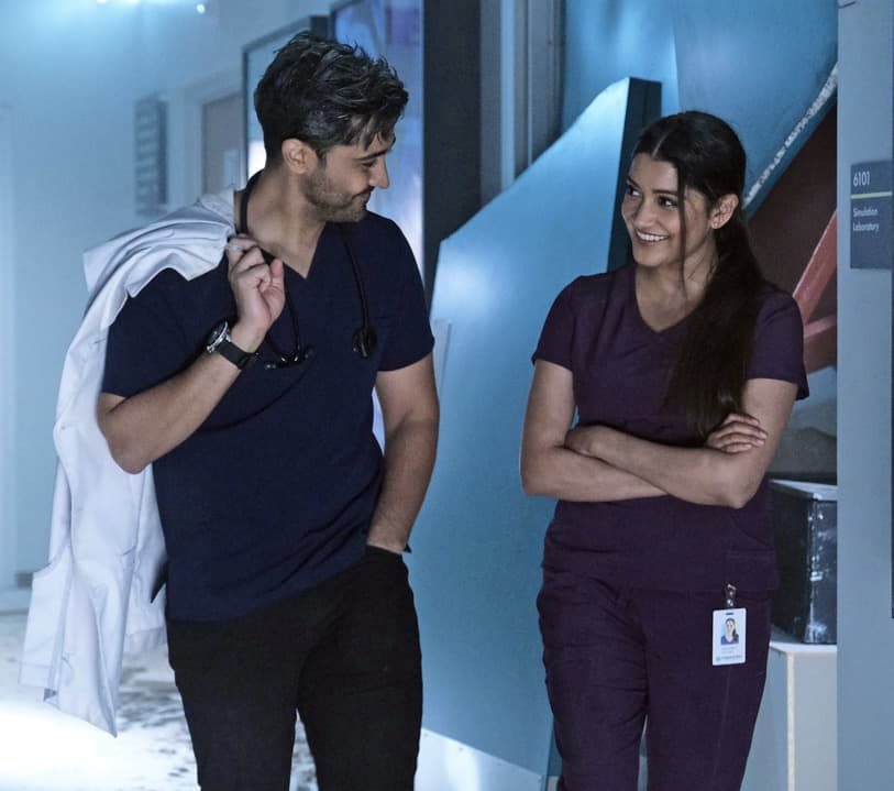 THE RESIDENT Season 4 Episode 11 Photos After The Storm