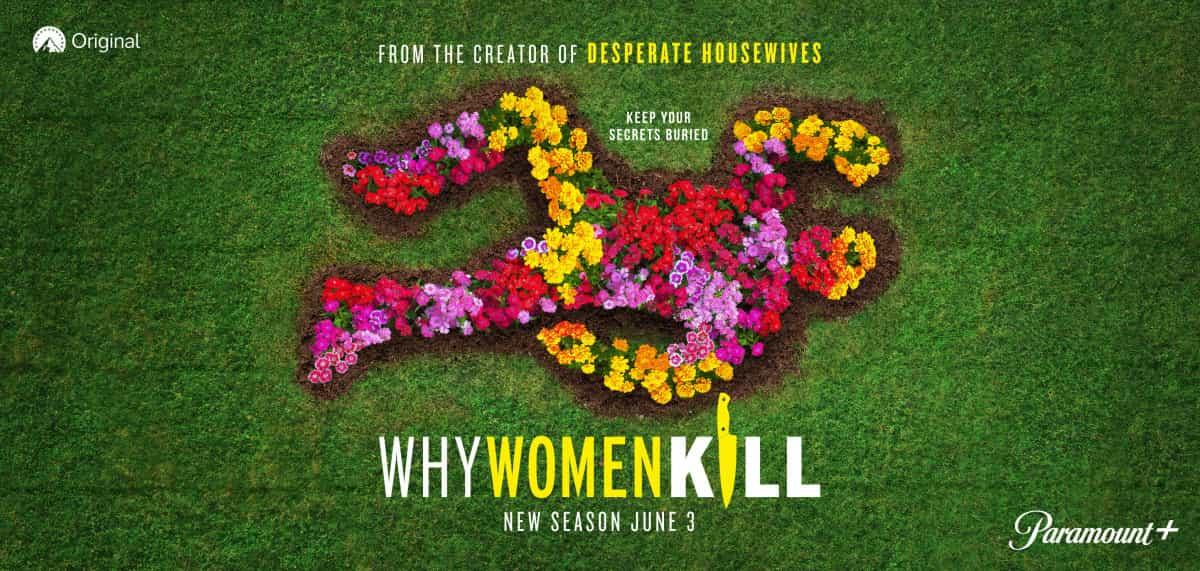 WHY WOMEN KILL Poster Ket Art Season 2
