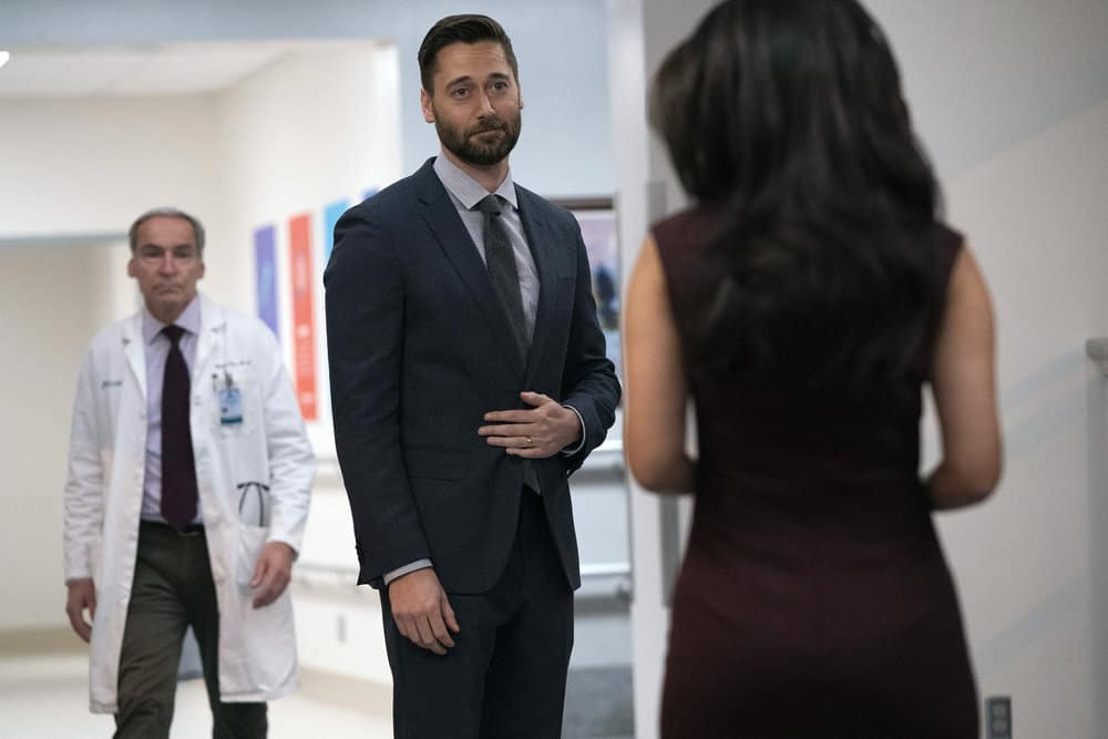 NEW AMSTERDAM Season 3 Episode 9 Photos Disconnected