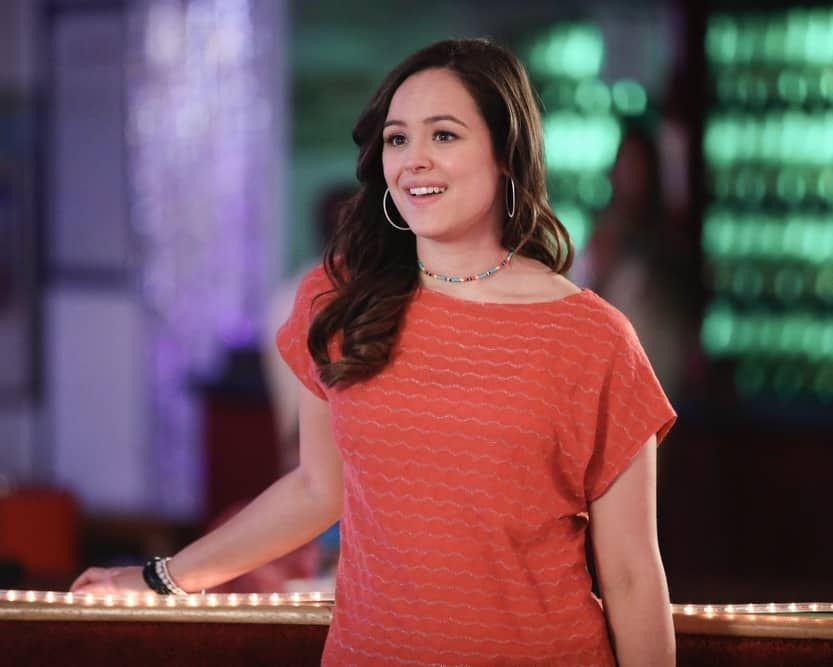 "THE GOLDBERGS Season 8 Episode 19 - ""Daddy Daughter Day 2"" – Following Erica and Geoff's breakup, Murray decides to take Erica out on a daddy-daughter date to cheer her up. Meanwhile, Adam is excited to participate in the school senior prank until his conscience catches up with him and he enlists Beverly's help to get him out of it on a new episode of ""The Goldbergs,"" WEDNESDAY, APRIL 28 (8:00-8:30 p.m. EDT and PDT/7:00-7:30 p.m. CDT/9:00-9:30 p.m. MDT), on ABC. (ABC/Raymond Liu) HAYLEY ORRANTIA"