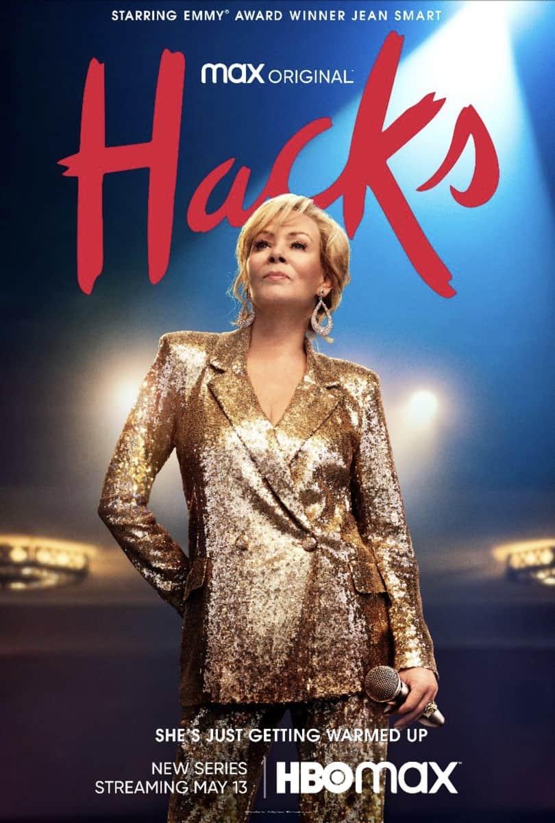 Hacks Poster Key Art (Jean Smart HBO Max