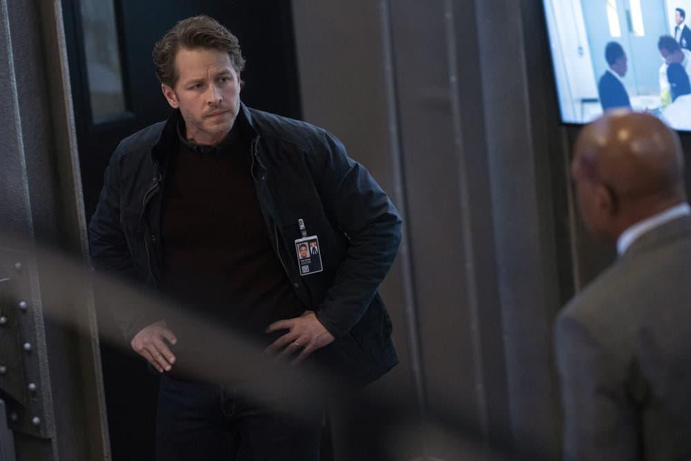 """MANIFEST Season 3 Episode 5 -- """"Water Landing"""" Episode 305 -- Pictured: Josh Dallas as Ben Stone -- (Photo by: Peter Kramer/NBC)"""