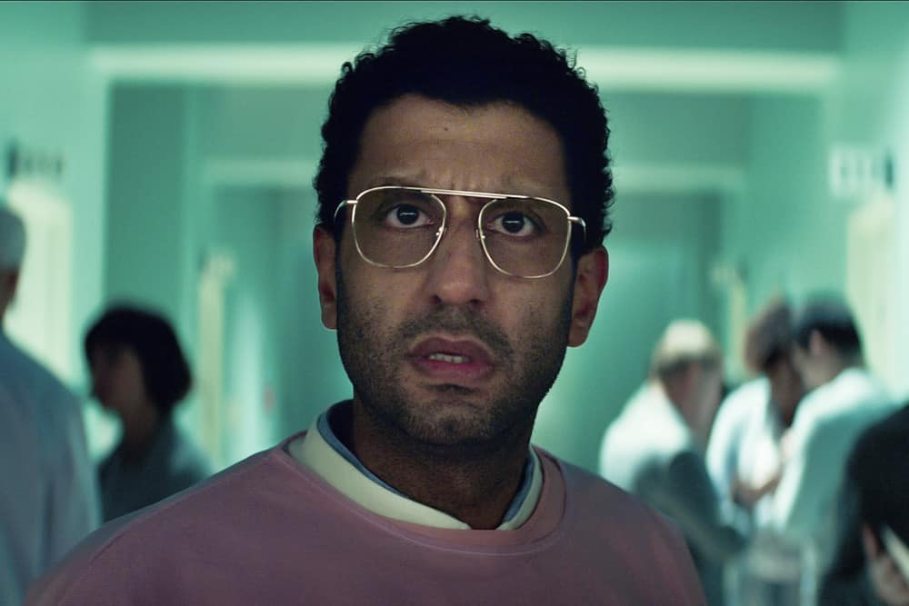 SWEET TOOTH (L to R) ADEEL AKHTAR as DOCTOR ADITYA SINGH in episode 101 of SWEET TOOTH Cr. COURTESY OF NETFLIX © 2021