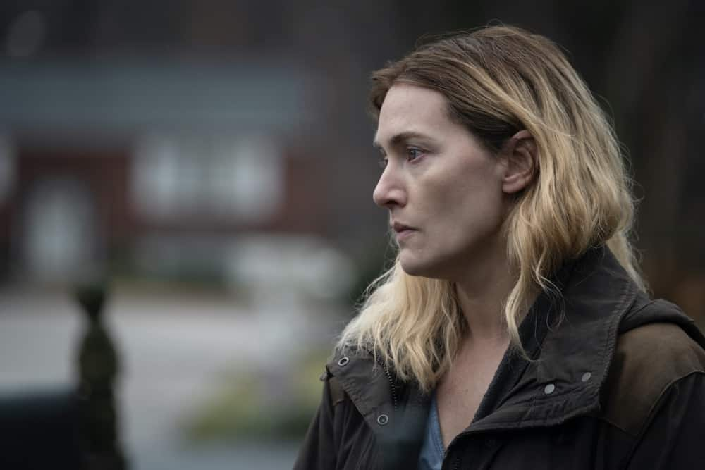 Kate Winslet HBO Mare of Easttown Episode 3 Photograph by Michele K. Short/HBO