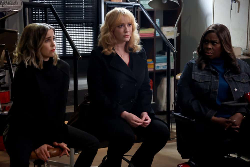 GOOD GIRLS Season 4 Episode 7 Photos Carolyn With A Y