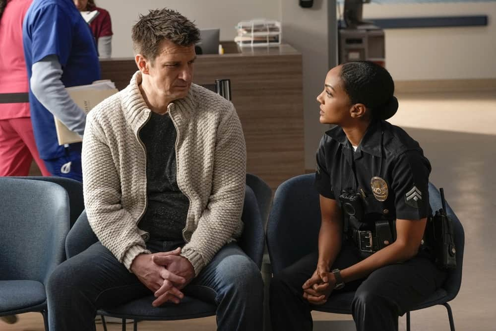 THE ROOKIE Season 3 Episode 12 Photos Brave Heart