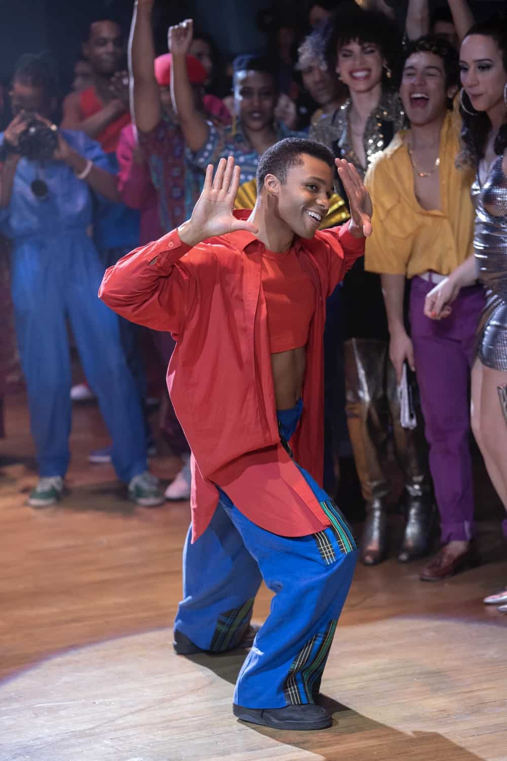 """POSE Season 3 Episode 2 -- """"Intervention"""" -- Season 3, Episode 2 (Airs May 2) Pictured: Dyllón Burnside as Ricky. CR: Eric Liebowitz/FX"""