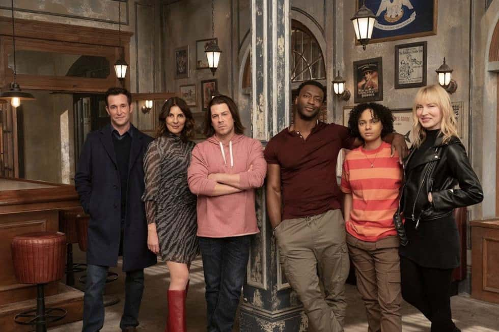 Leverage Redemption Cast