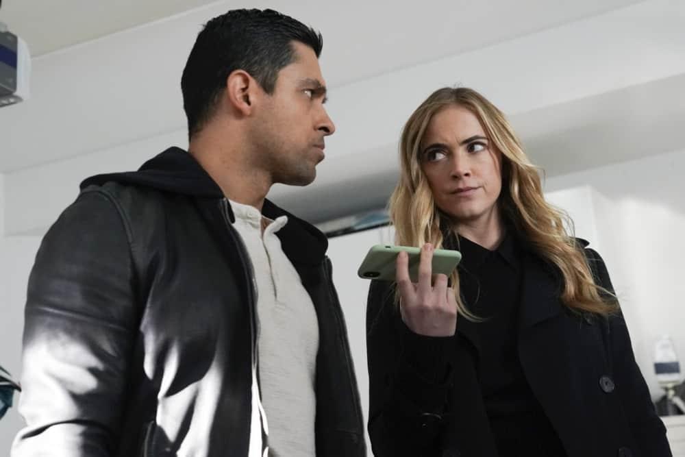 NCIS Season 18 Episode 13 Photos Misconduct