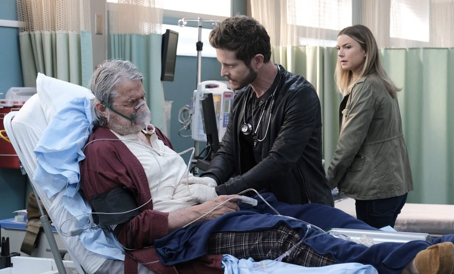 THE RESIDENT Season 4 Episode 12 Photos Hope In The Unseen