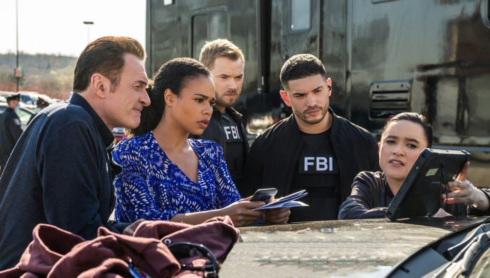 FBI MOST WANTED Season 2 Episode 12 Photos Criminal Justice