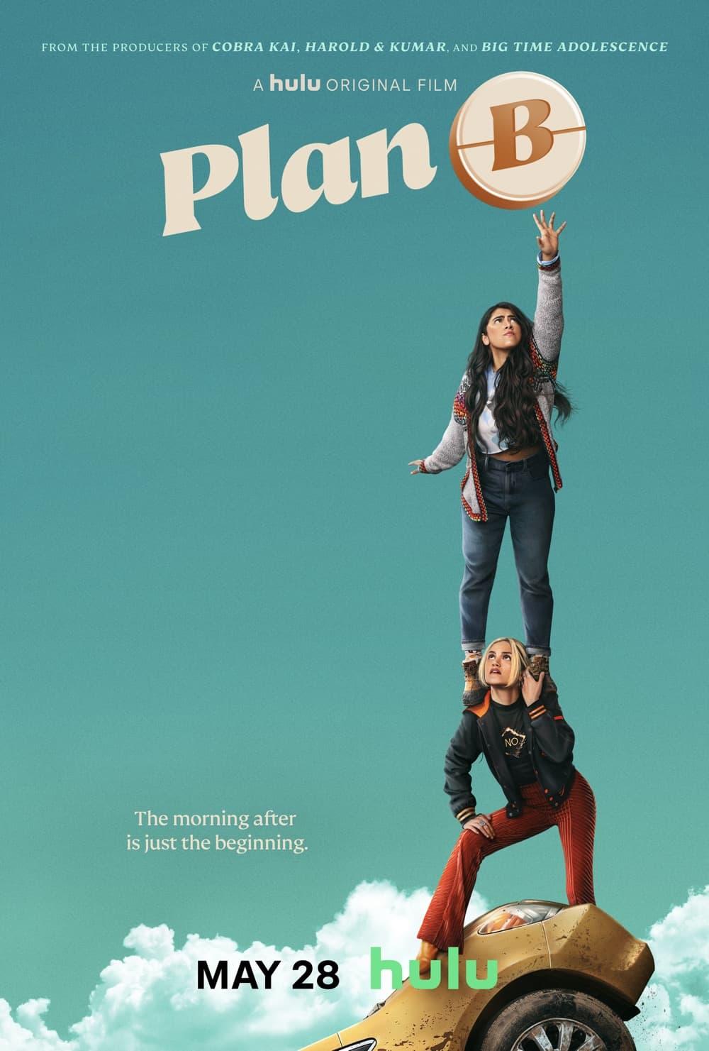 Plan B Poster Key Art Hulu