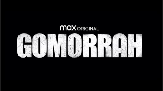 Gomorrah Title Treatment