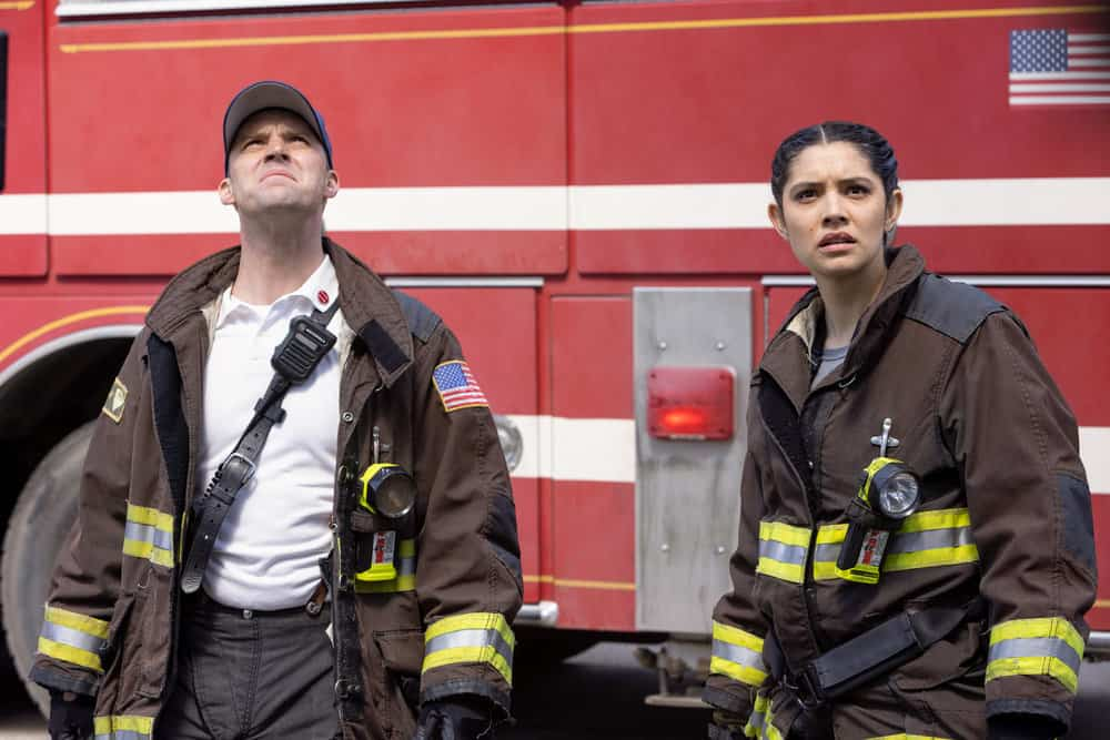 CHICAGO FIRE Season 9 Episode 13 Photos Don't Hang Up