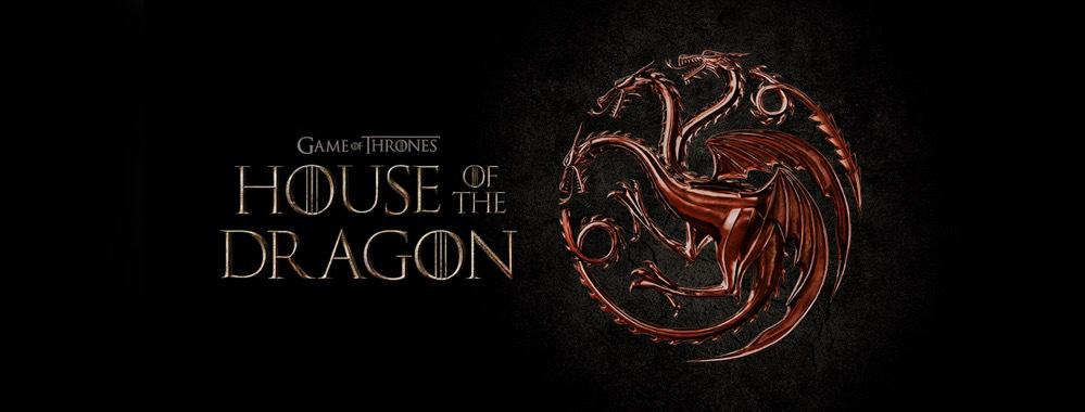 House Of The Dragon HBO Logo