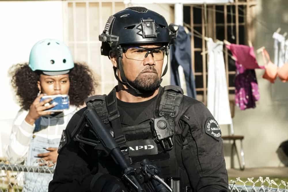 SWAT Season 4 Episode 15 Photos Local Heroes