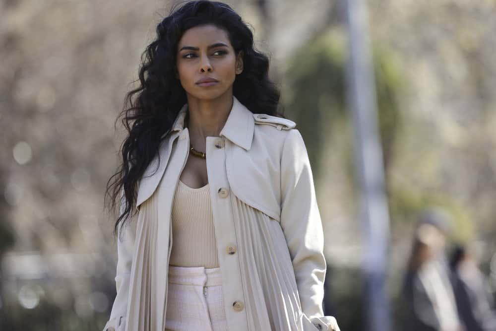 "THE BLACKLIST Season 8 Episode 16 -- ""Nicholas Obenrader (#133)"" Episode 816 -- Pictured: Rana Roy as Priya Laghari -- (Photo by: Will Hart/NBC)"