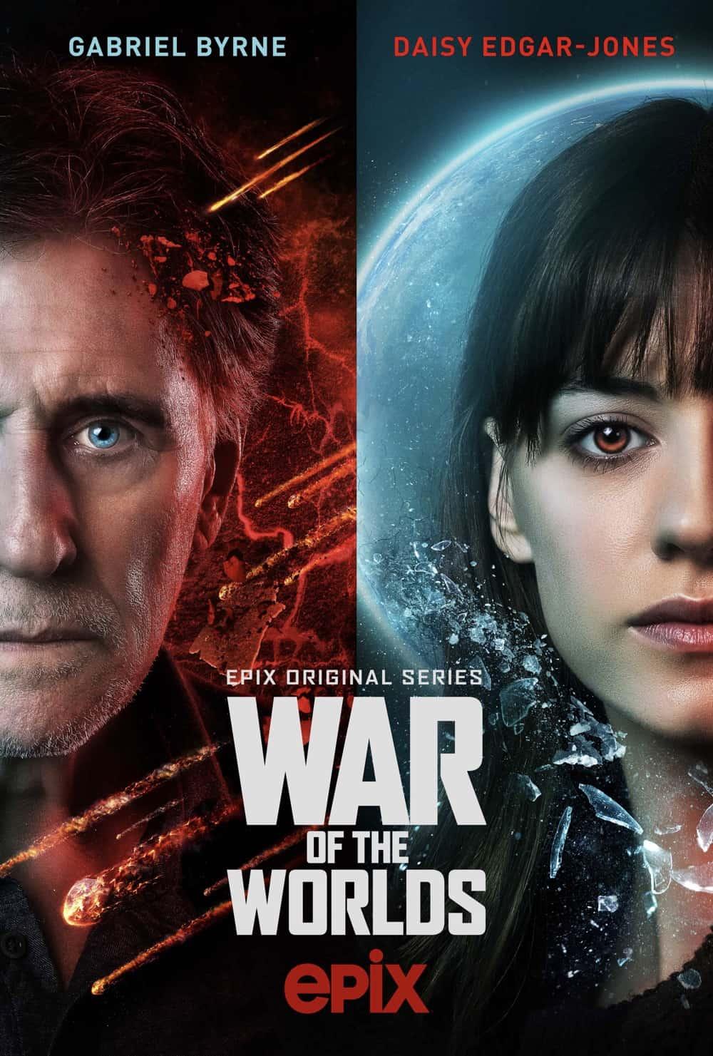 WAR OF THE WORLDS Digital 1Sheet