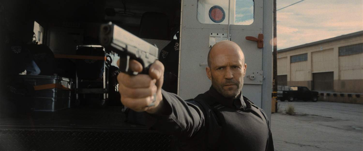 Jason Statham stars as H in director Guy Ritchie's WRATH OF MAN, A Metro Goldwyn Mayer Pictures film.