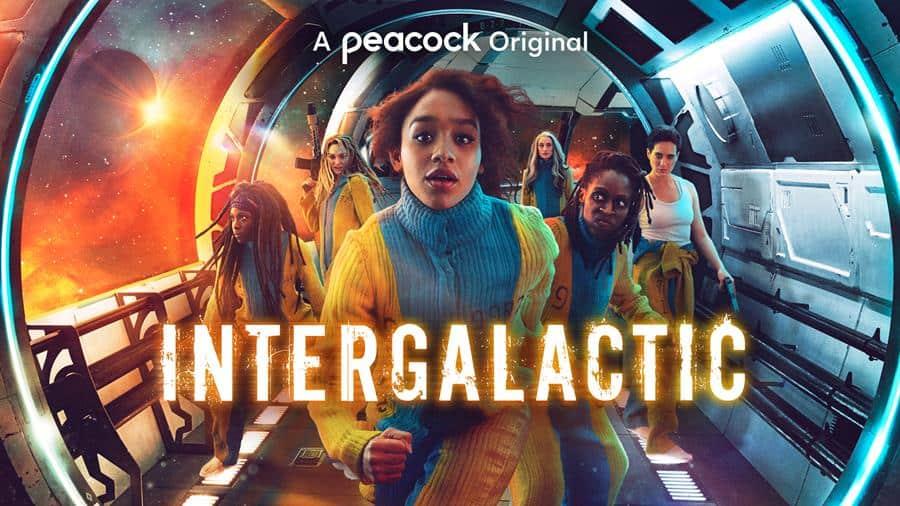 INTERGALACTIC Peacock