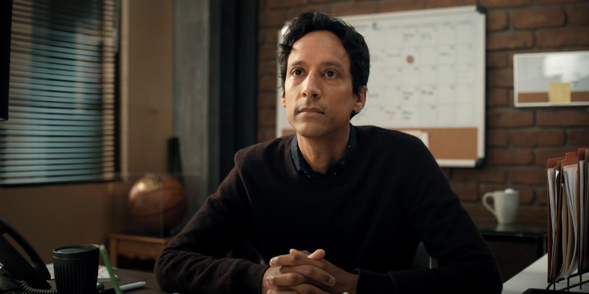 """Danny Pudi in """"Mythic Quest"""" season two, now streaming on Apple TV+."""