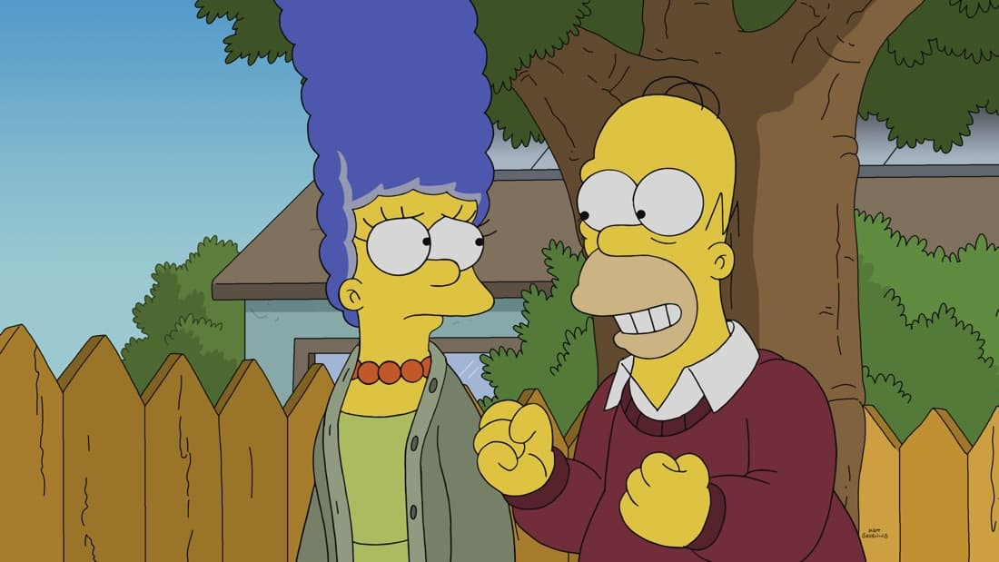 THE SIMPSONS Season 32 Episode 20 Photos Mother And Child Reunion
