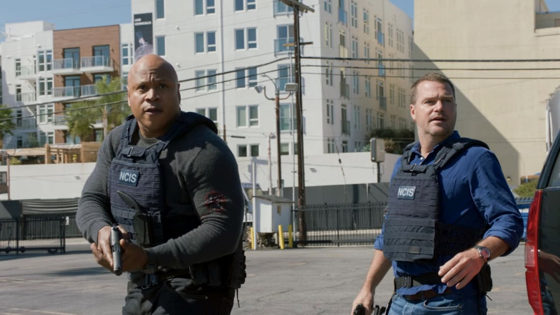 NCIS LOS ANGELES Season 12 Episode 16 Photos Signs Of Change