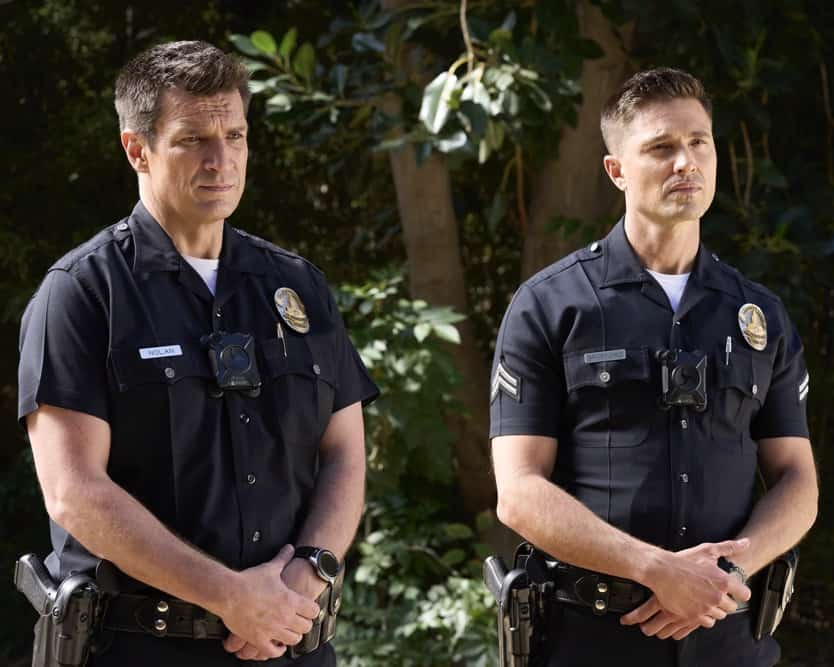 THE ROOKIE Season 3 Episode 13 Photos Triple Duty