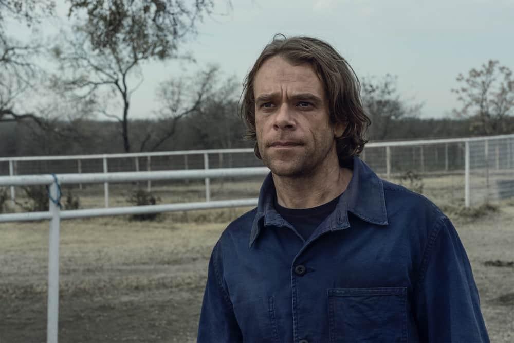 FEAR THE WALKING DEAD Season 6 Episode 12 Nick Stahl as Riley- Fear the Walking Dead _ Season 6, Episode 12 - Photo Credit: Ryan Green/AMC