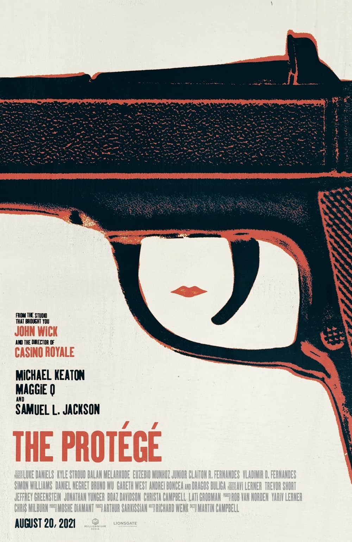The Protege Teaser Poster