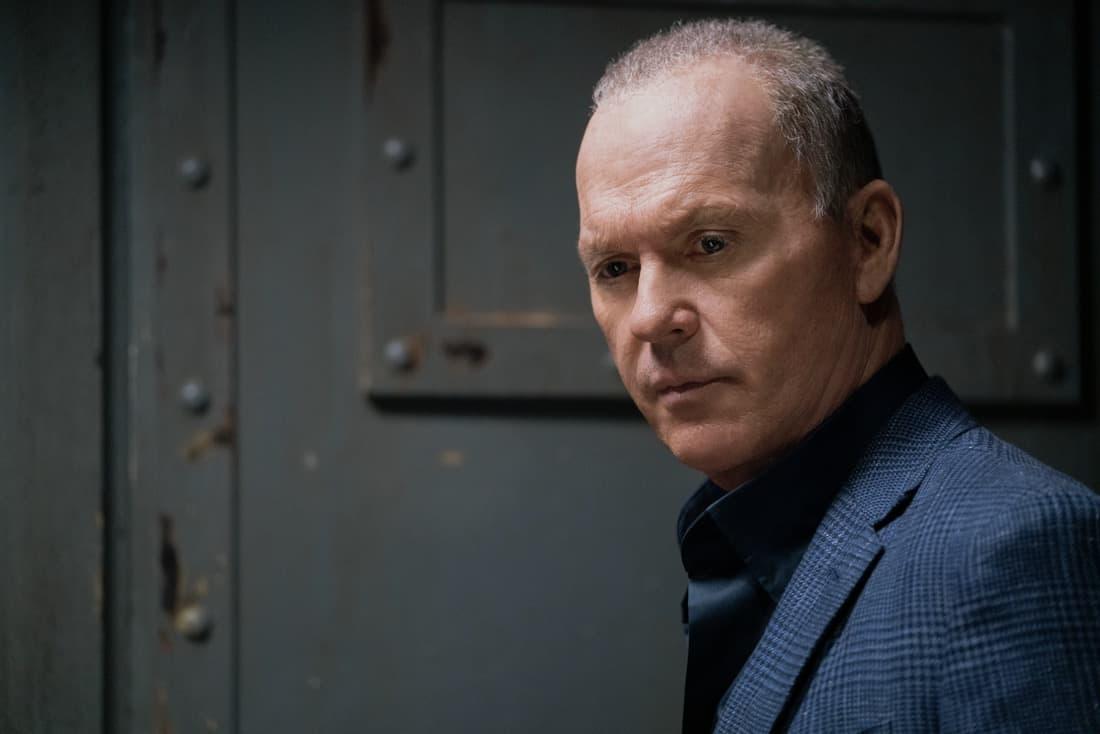 Michael Keaton as Rembrandt in The Protégé. Photo Credit: Jichici Raul