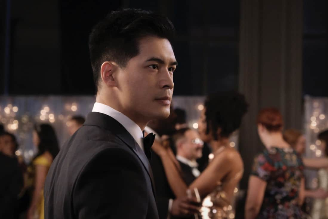 """KUNG FU Season 1 Episode 6 -- """"Rage"""" -- Image Number: KF106a_0273r.jpg -- Pictured: Eddie Liu as Henry Yan -- Photo: Bettina Strauss/The CW -- © 2021 The CW Network, LLC. All Rights Reserved"""