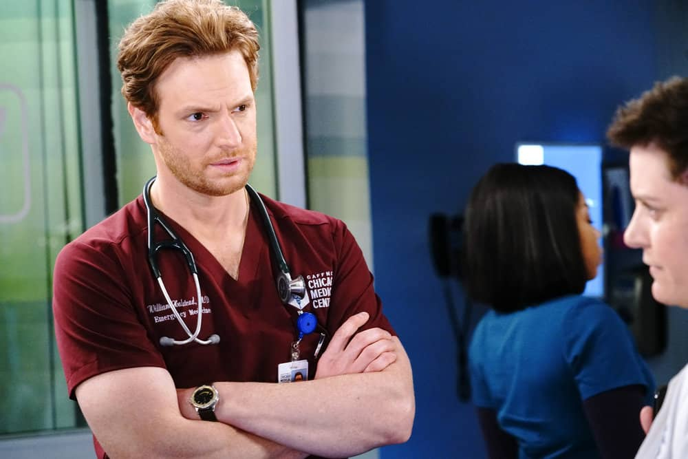 CHICAGO MED Season 6 Episode 14 Photos A Red Pill, A Blue Pill