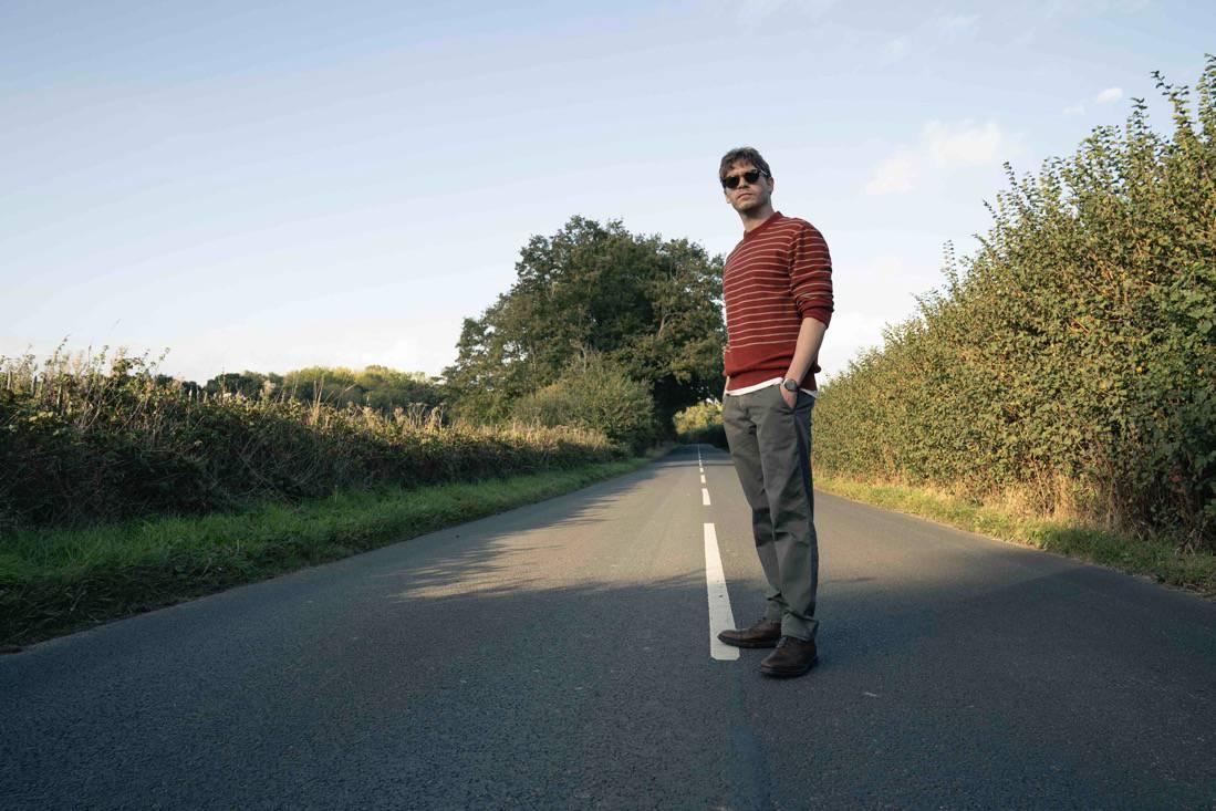 Billy Howle as Strangeways - The Beast Must Die _ Season 1 - Photo Credit: Gareth Gatrell/AMC