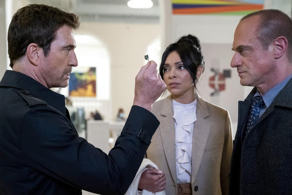 LAW AND ORDER ORGANIZED CRIME Season 1 Episode 5 Photos An Inferior Product