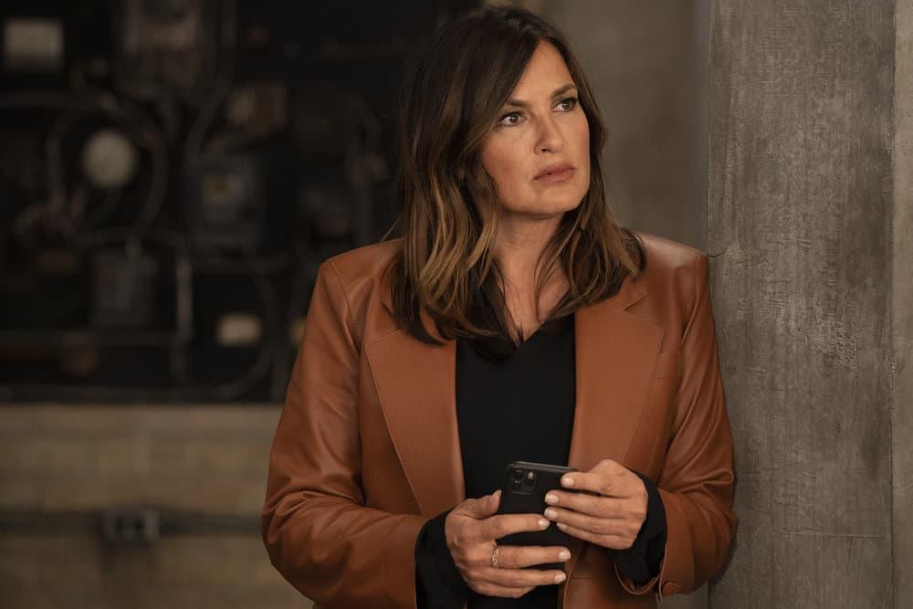 "LAW AND ORDER ORGANIZED CRIME Season 1 Episode 5-- ""An Inferior Product"" Episode 105 -- Pictured: Mariska Hargitay as Captain Olivia Benson -- (Photo by: Virginia Sherwood/NBC)"