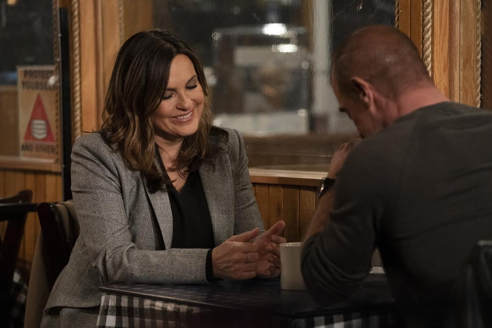 LAW AND ORDER SVU Season 22 Episode 13 Photos Trick-Rolled At The Moulin