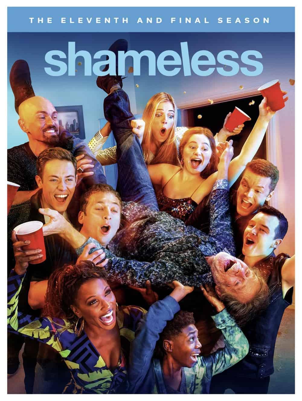 Shameless S11 DVD