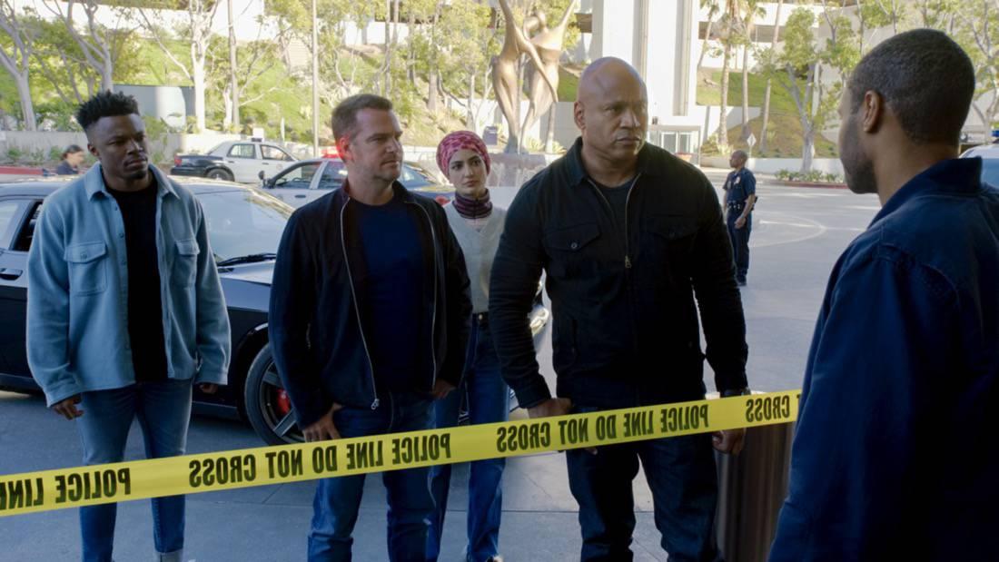 NCIS LOS ANGELES Season 12 Episode 17 Photos Through The Looking Glass