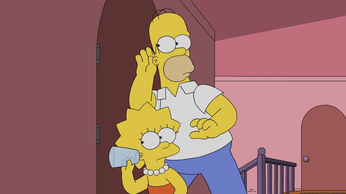 """THE SIMPSONS Season 32 Episode 21 : A British secret agent comes to Springfield in search of a Russian spy in the """"The Man From G.R.A.M.P.A."""" episode of THE SIMPSONS airing Sunday, May 16 (8:00-8:30 PM ET/PT) on FOX. THE SIMPSONS © 2021 by 20th Television."""