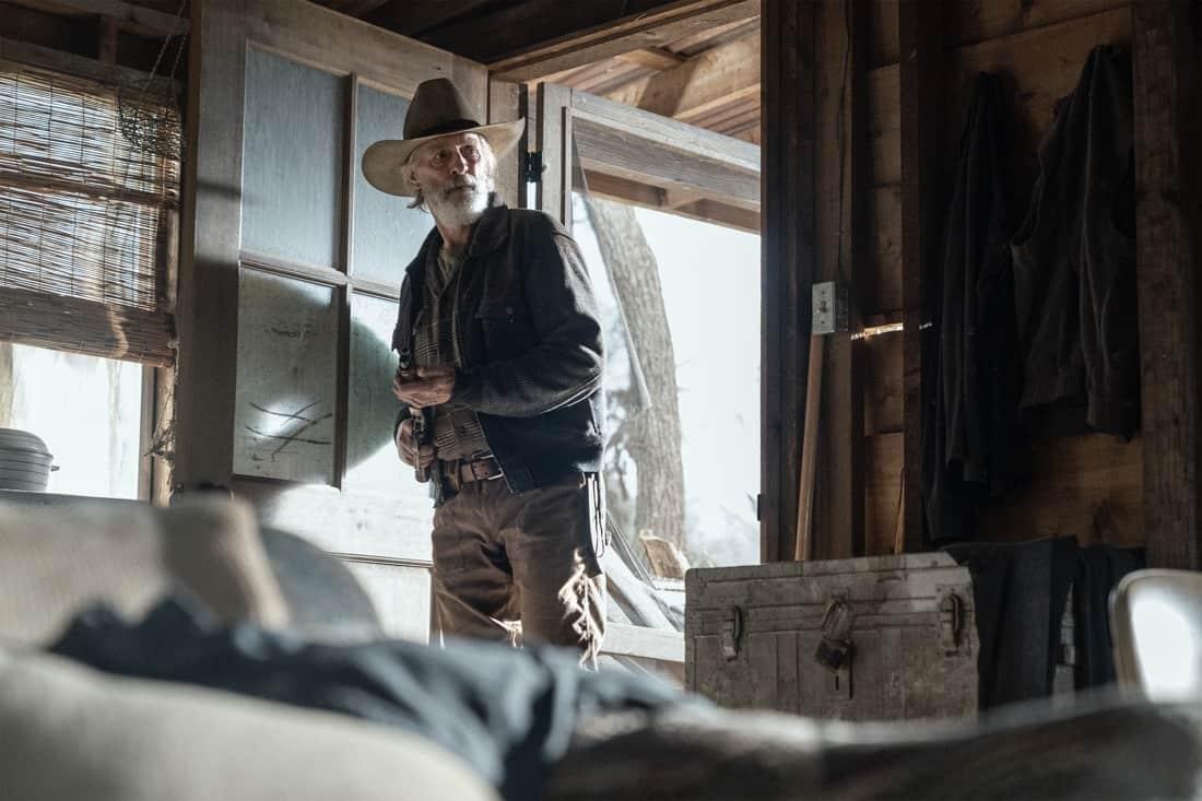 FEAR THE WALKING DEAD Season 6 Episode 13 Keith Carradine - Fear the Walking Dead _ Season 6, Episode 13 - Photo Credit: Ryan Green/AMC