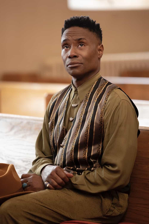 "POSE Season 3 Episode 4 -- ""Take Me To Church"" -- Season 3, Episode 4 (Airs May 16) Pictured: Billy Porter as Pray Tell. CR: Eric Liebowitz/FX"
