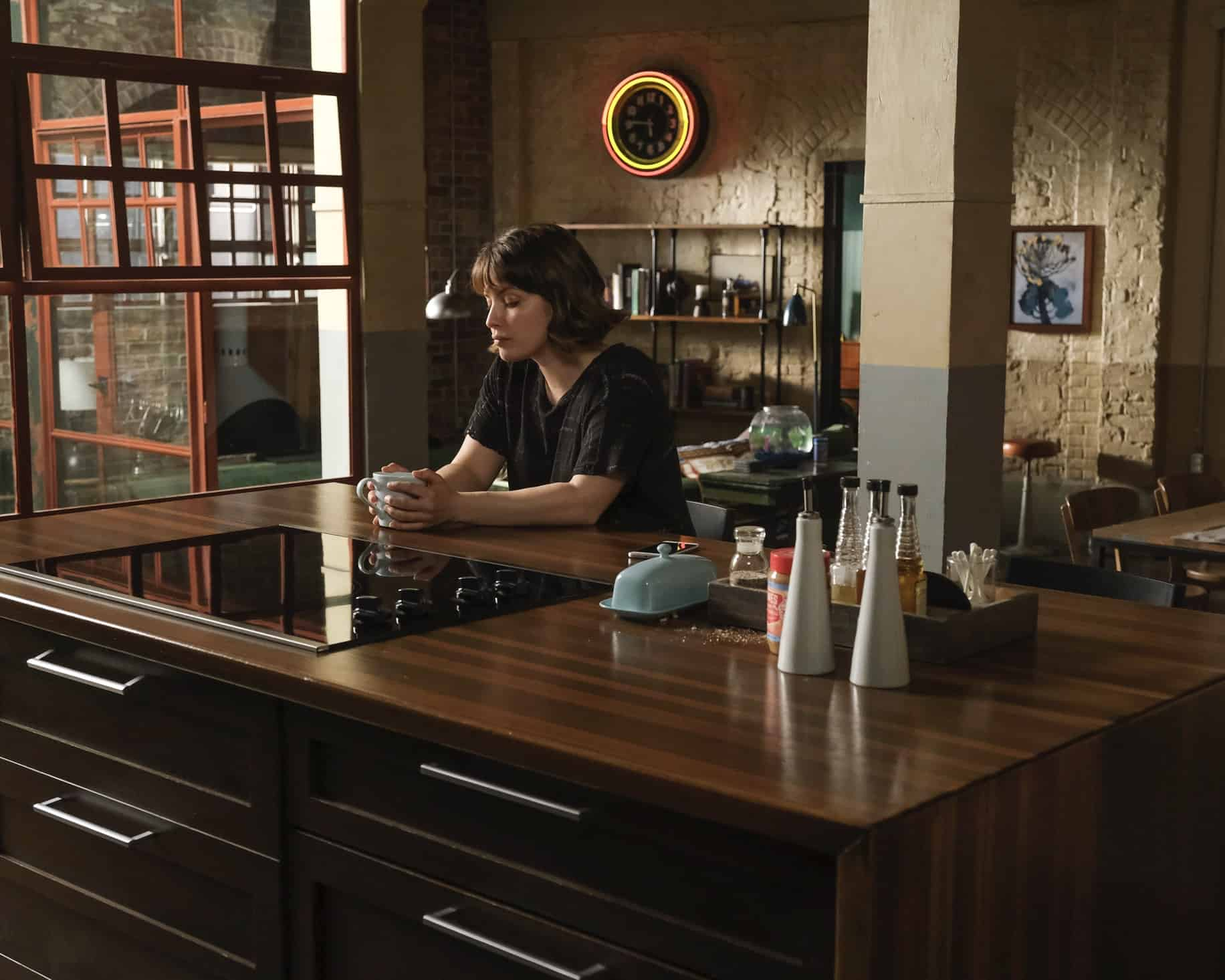 """THE GOOD DOCTOR Season 4 Episode 17- """"Letting Go"""" – Dr. Claire Brown and the team must face hard truths about what lines they are willing to cross when one of Claire's idols becomes her patient on """"The Good Doctor,"""" MONDAY, MAY 17 (10:00-11:00 p.m. EDT), on ABC. (ABC/Jeff Weddell) PAIGE SPARA"""