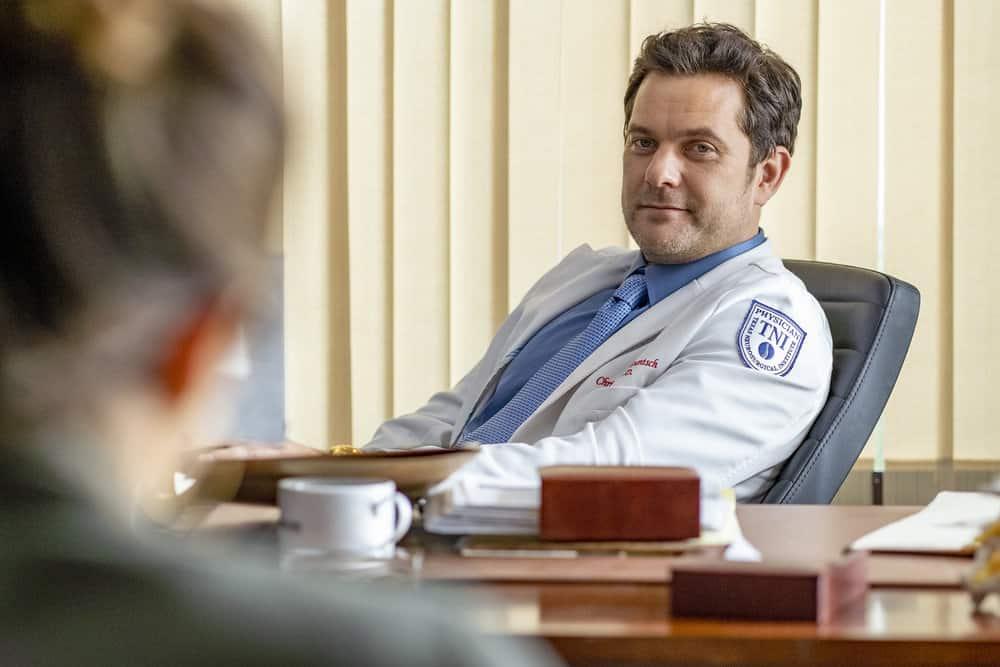 DR. DEATH -- Episode 104 -- Pictured: Joshua Jackson as Christopher Duntsch -- (Photo by:Scott McDermott/Peacock)