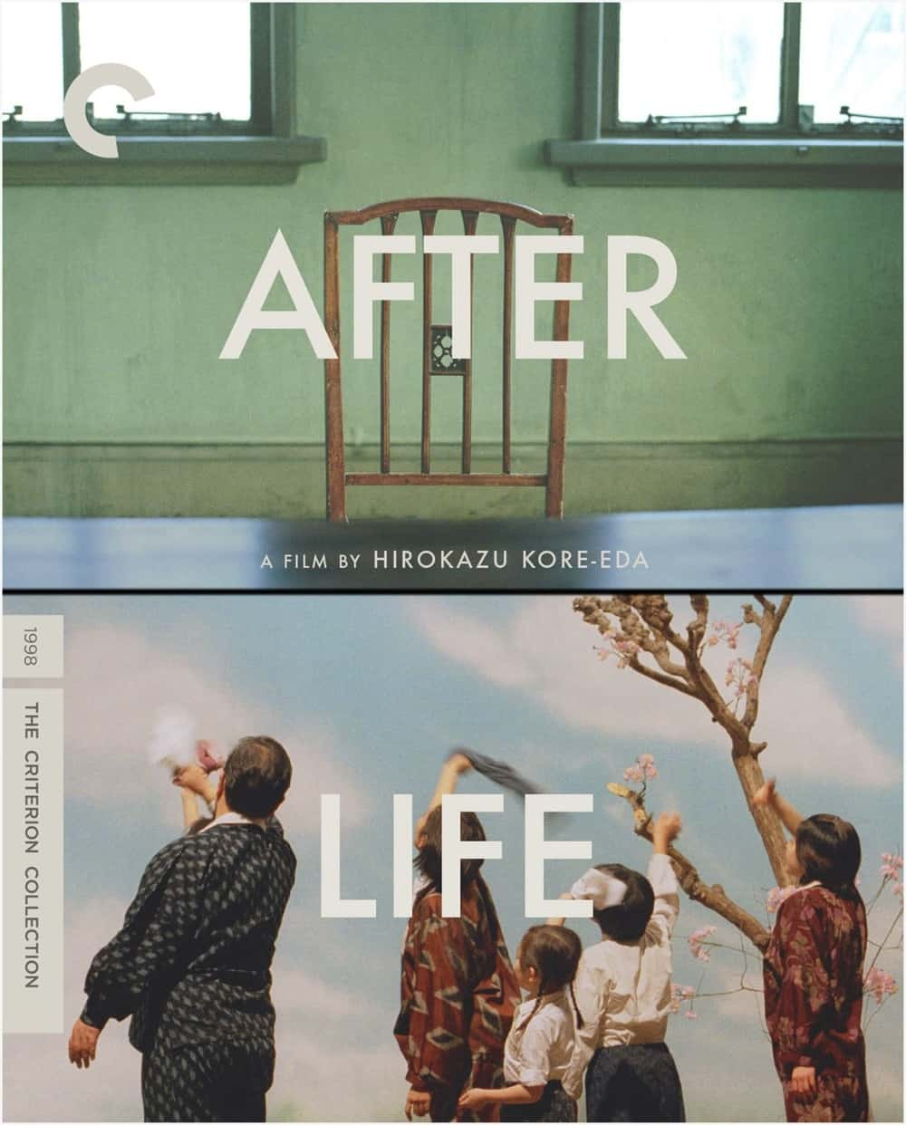 After Life Criterion Collection Bluray CoverAshes And Diamonds Criterion Collection Bluray Cover
